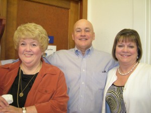 Joyce Hutcherson, Jerry Lawrence & Donna Mitchell - Choir Directors